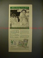 1940 Green Giant Niblets Corn Ad - Norman Rockwell!!