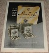 1953 Linhof Super Technika Camera Ad, Better Stores!
