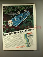 1978 Johnson 150 Sea-Horse Outboard Motor Ad!