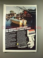 1979 Johnson 235 Outboard Motor Ad - Far Away Places