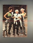 2000 Got Milk Ad w/ Dixie Chicks - For Growing Chicks!