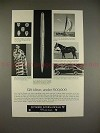 1962 Parker International Pen Ad - Gift under $100,000!