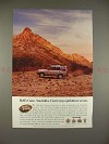 1996 Land Rover Discovery Ad - Hell's Gate Australia!!