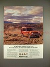 1995 Land Rover Discovery Ad - Four Wheeler of the Year