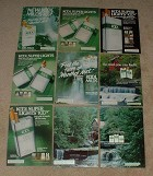 HUGE lot of 50 Kool Cigarette Ads - 1971 - 1979