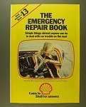 1978 8-pg Shell Oil Ad - The Emergency Repair Book - Shell Answer Book #13