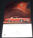 1967 Cadillac Fleetwood Eldorado Ad For Sure!