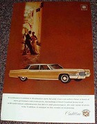 1969 Cadillac Fleetwood Brougham Ad, Enhance!