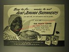 1946 Aunt Jemima Pancakes Ad - Easy to fix.. Easier to eat Aunt Jemima