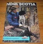 1986 8-page Nova Scotia Canada Tourism Advertisement - CN Marine