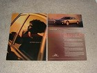 1998 4-page Jaguar XJ8 Car Ad - I See Myself Slipping!